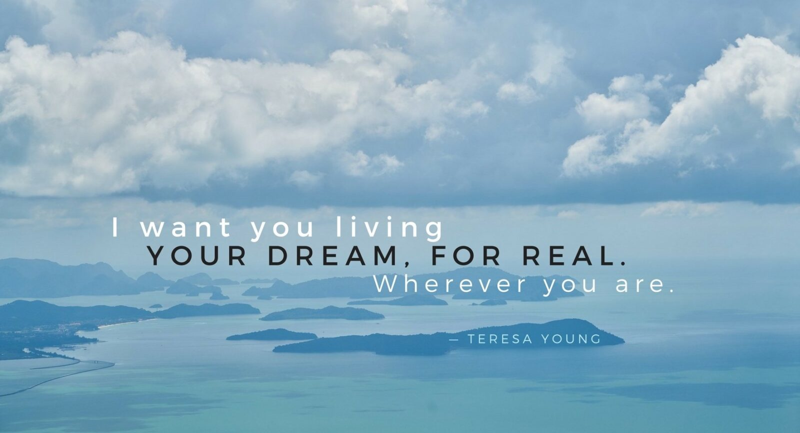 Life Coaching With Teresa Young Live Your Dream