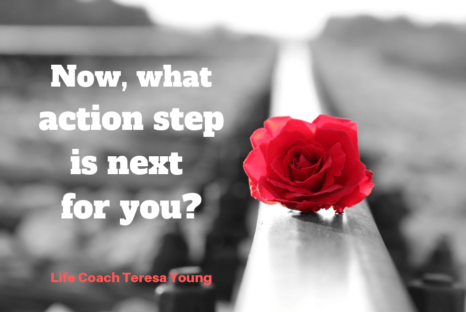 Live Your Dream, For Real - Life Coaching with Teresa Young