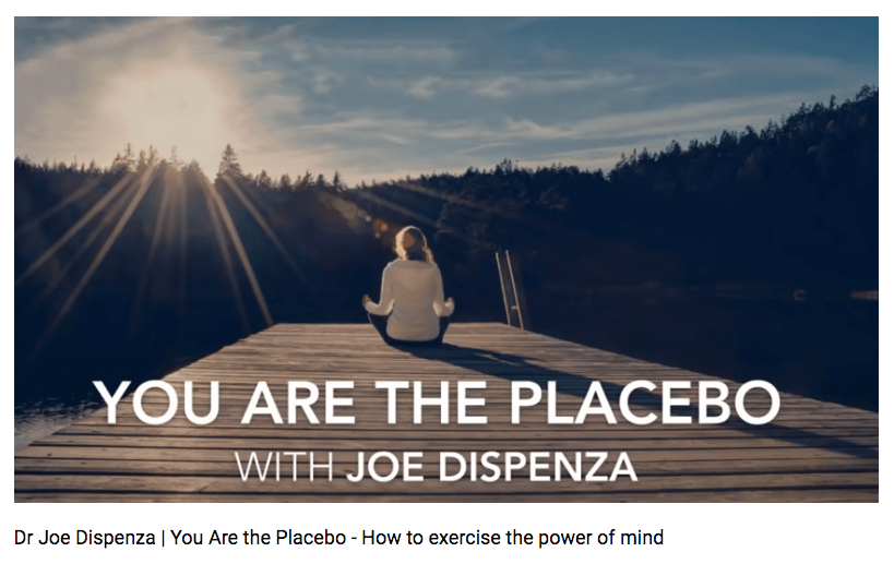 You Are the Placebo - Life Coach Teresa Young explores Dr. Joe Dispenza's work