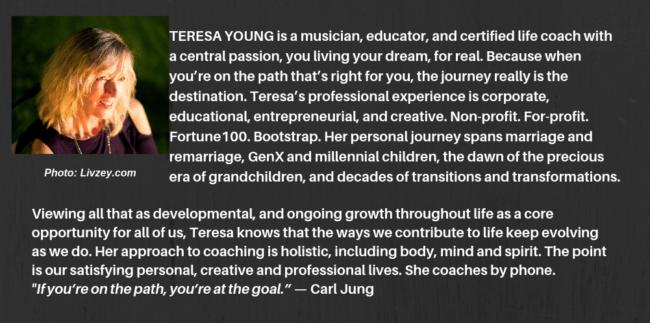 Life Coach Teresa Young