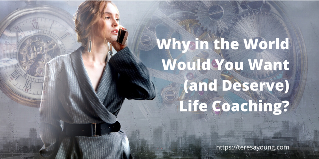 Contact Life Coach Teresa Young
